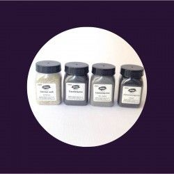 Metallic pigment set Kremer